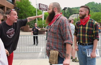 THIS GROUP WANTS TO TAKE 'REDNECK' BACK FROM FASCISTS AND RACISTS