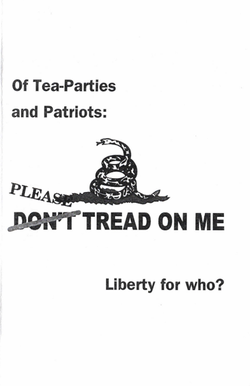 Of Tea Parties & Patriots