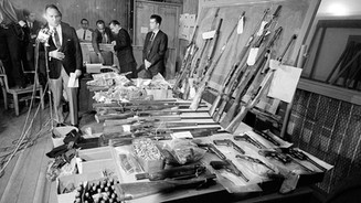 GUN CONTROL'S RACIST PAST AND PRESENT