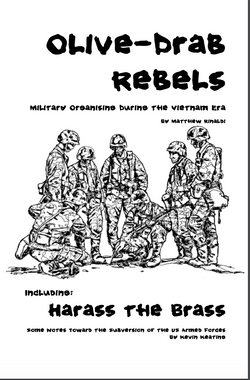 Olive Drab Rebels/Harass the Brass