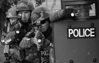 Militarized Police | Redneck Revolt