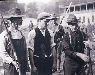 Battle of Blair Mountain | Redneck Revolt