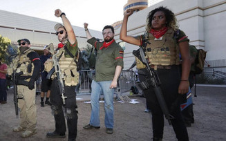 THEY'RE LEFTISTS WITH GUNS. MEET THE REDNECK REVOLT