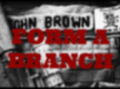 Branch Formation | Redneck Revolt