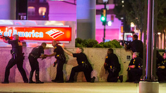 THIS WAS ALL INEVITABLE: DALLAS SHOOTING