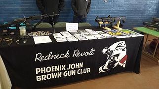 Gun Show Tabling | Redneck Revolt | Dave Strano
