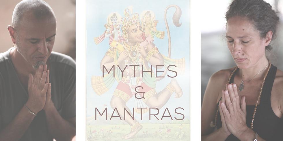 Myth and mantra workshop Paris