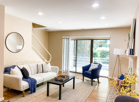 Budget Tips from Experts - Staging