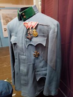 S-2020-Uniformjacke eines Oberleutnants