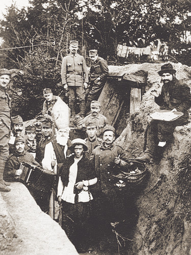 Nikolofeier im Schuetzengraben