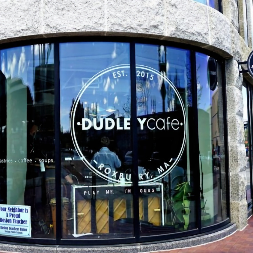 Dudley Cafe- Name and Pic Only