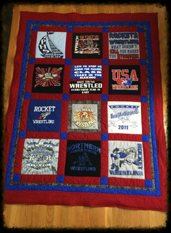 Tshirt Quilts