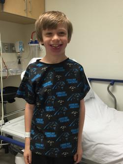 Hospital Gown I designed