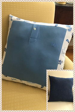 Pillow with Trim