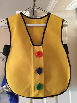 Custome made Art Vest