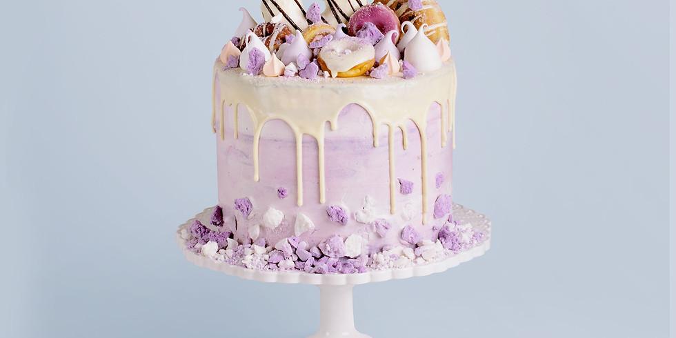 SOLD OUT: Bake & Take: Cake Decorating