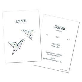 Josephine Thumb kaart verticaal overzich