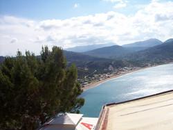 Balcony view No1