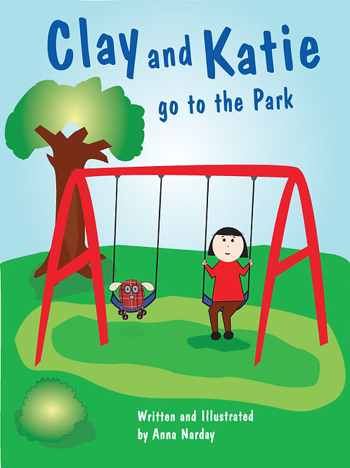 Clay and Katie Go to the Park