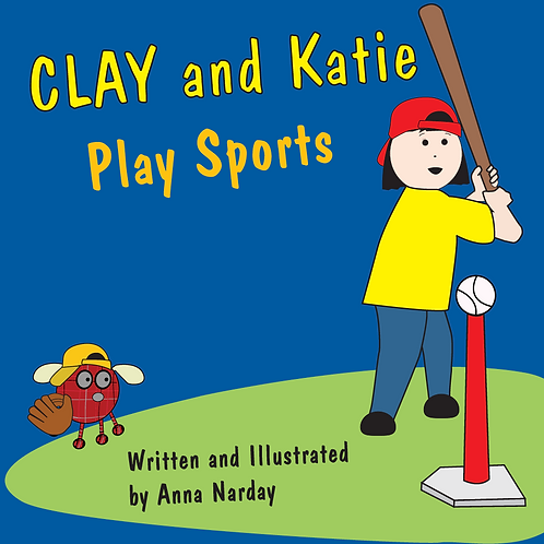 Clay and Katie Play Sports