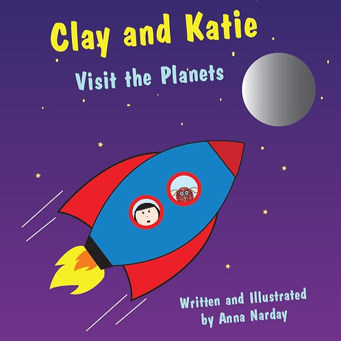 Clay and Katie Visit the Planets
