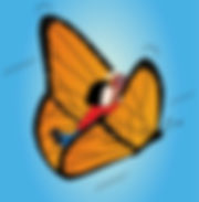butterfly flying with Clay.jpg