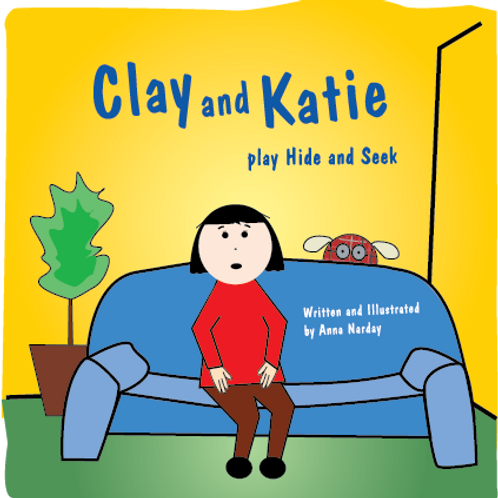Clay and Katie play Hide and Seek