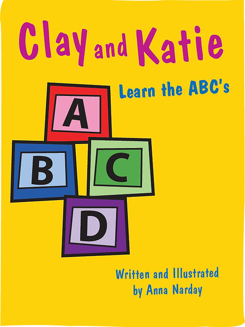 Clay and Katie Learn the ABC's