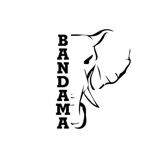 Autocollant Bandama