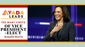 The Many Firsts of Vice President-Elect Kamala Harris