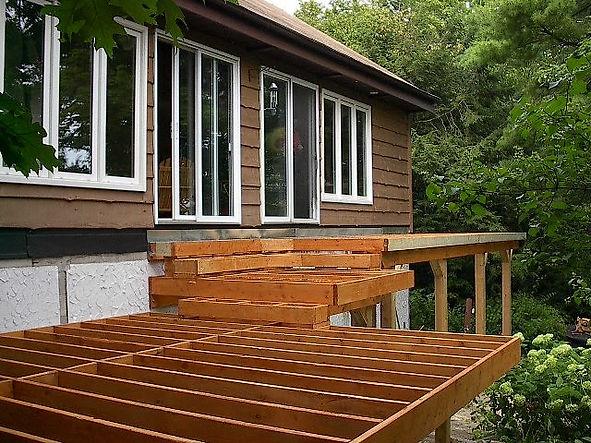 Deck Building Oakdale MN