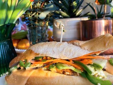 Banh Mi Sandwiches