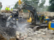 Demolition Contractor in Cottage Grove MN