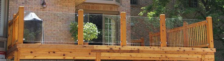 Deck Installation in Rosemount MN