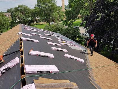 Roofing Contractors Eagan