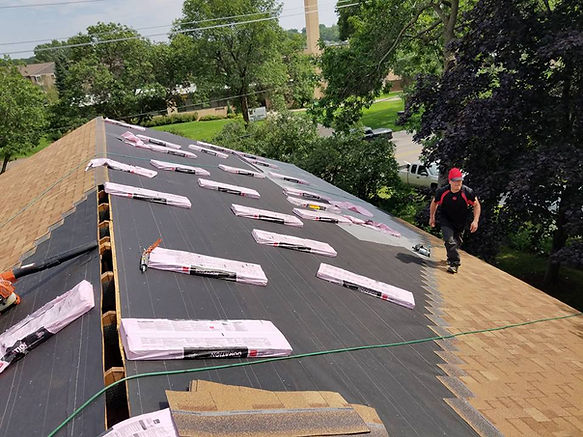 Roof Repairs in Inver Grove Heights MN