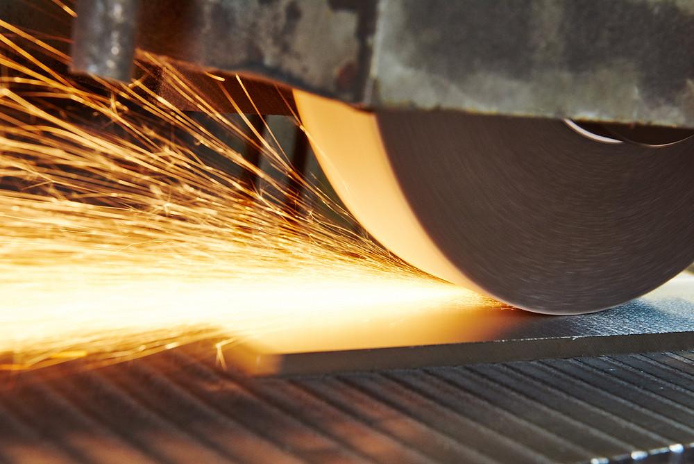 precision grinding iowa