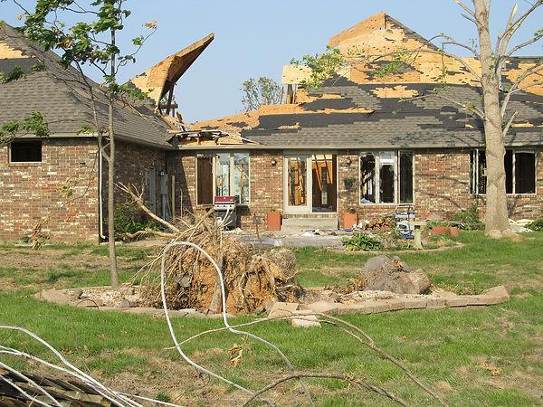 Roof Damage in Minnesota
