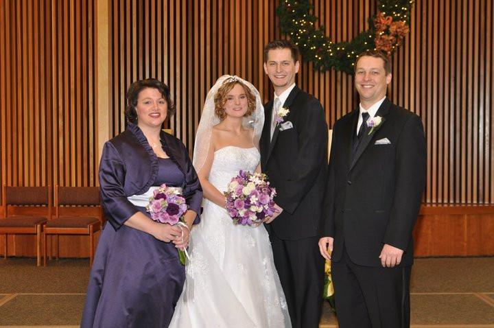 Angie's Wedding