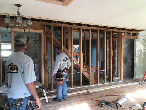 Framing Contractor in Eagan MN