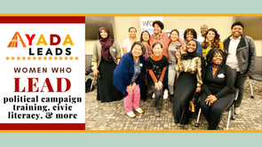 Women Who Lead: Political Campaign Training, Civic Literacy, & More