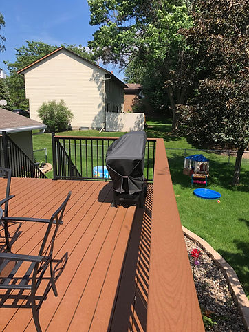 Eagan MN Deck Builders