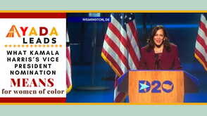 What Kamala Harris's Vice President Nomination Means For Women of Color