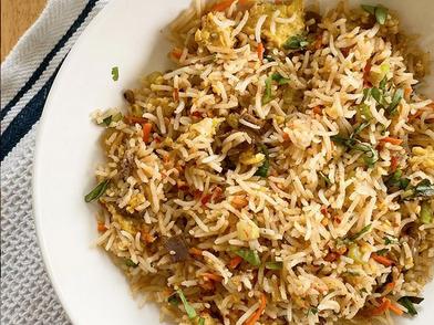 Weekend Fried Rice