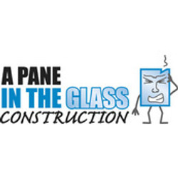 A Pane In The Glass Construction