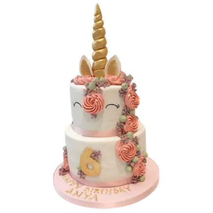 Unicorn Cake - Nadine Ali