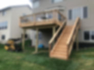 Deck Framing in Cottage Grove MN