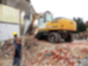 Demolition Contractor in Bloomington MN