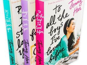 Book review- Complete series of 'To all the boys I've loved before'