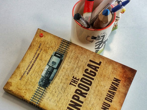 Book Review- The Unprodigal by Manu Dhawan